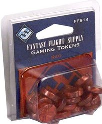 GAME ADD-ON -  RED TOKENS