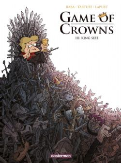 GAME OF CROWNS -  KING SIZE 03