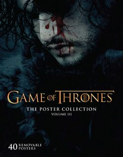 GAME OF THRONES, A -  40 REMOVABLE POSTERS - THE POSTER COLLECTION - 03