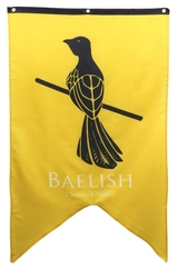 GAME OF THRONES, A -  BAELISH BANNER