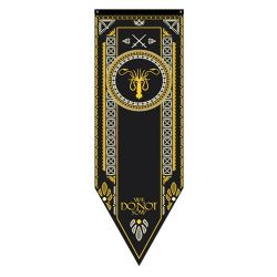 GAME OF THRONES, A -  GREYJOY TOURNAMENT BANNER (19.25