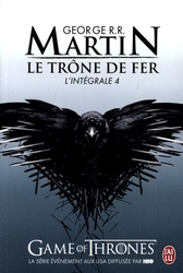 GAME OF THRONES, A -  L'INTÉGRALE -  SONG OF ICE AND FIRE, A 04