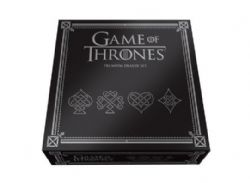 GAME OF THRONES, A -  PLAYING CARDS - PREMIUM DEALER SET