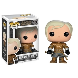 GAME OF THRONES, A -  POP! VINYL FIGURE BRIENNE OF TARTH (4 INCH) 13