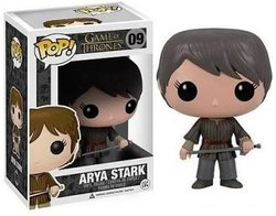 GAME OF THRONES, A -  POP! VINYL FIGURE OF ARYA STARK (4 INCH) 09