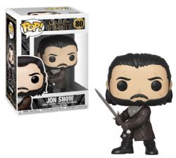 GAME OF THRONES, A -  POP! VINYL FIGURE OF JON SNOW (4 INCH) 80