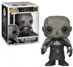 GAME OF THRONES, A -  POP! VINYL FIGURE OF THE MOUNTAIN UNMASKED (6 INCH) 85