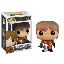 GAME OF THRONES, A -  POP! VINYL FIGURE OF TYRION LANNISTER IN BATTLE ARMOR (4 INCH) 21