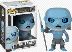 GAME OF THRONES, A -  POP! VINYL FIGURE OF WHITE WALKER (4 INCH) 06