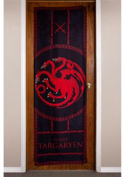 GAME OF THRONES, A -  TARGARYEN DOOR BANNER (25