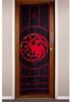 GAME OF THRONES, A -  TARGARYEN DOOR BANNER (25
