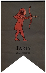 GAME OF THRONES, A -  TARLY BANNER