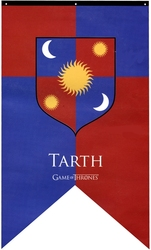 GAME OF THRONES, A -  TARTH BANNER