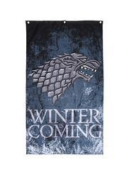 GAME OF THRONES, A -  WINTER IS COMING BANNER