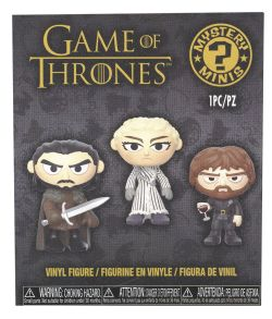 GAME OF THRONES -  MYSTERY MINIES FIGURE (2.5 INCH)