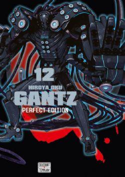 GANTZ -  PERFECT EDITION 12