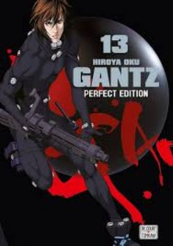 GANTZ -  PERFECT EDITION 13