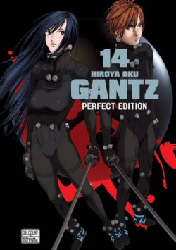GANTZ -  PERFECT EDITION 14
