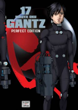 GANTZ -  PERFECT EDITION 17