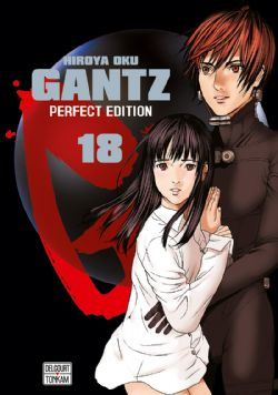 GANTZ -  PERFECT EDITION 18