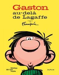GASTON LAGAFFE -  GASTON AU-DELÀ DE LAGAFFE