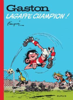 GASTON LAGAFFE -  LAGAFFE CHAMPION !