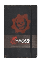 GEARS OF WAR -  JUDGEMENT - HARDCOVER RULED JOURNAL (192 PAGES)