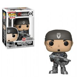 GEARS OF WAR -  POP! VINYL FIGURE OF MARCUS FENIX (4 INCH) 474