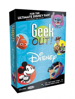 GEEK OUT -  GEEK OUT DISNEY EDITION (ENGLISH)