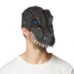 GEEKZILLA -  GEEKZILLA MASK - BLACK - SOFT