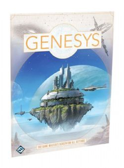 GENESYS -  GM SCREEN (ENGLISH)