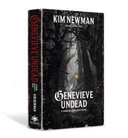 GENEVIEVE UNDEAD (SOFTCOVER) (ENGLISH)
