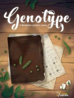 GENOTYPE: A MENDELIAN GENETICS GAME -  BASE GAME (ENGLISH)
