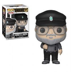 GEORGE R.R. MARTIN -  POP! VINYL FIGURE OF GEORGE R.R. MARTIN (4 INCH) 01