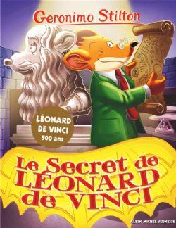 GERONIMO STILTON -  LE SECRET DE LÉONARD DE VINCI 91