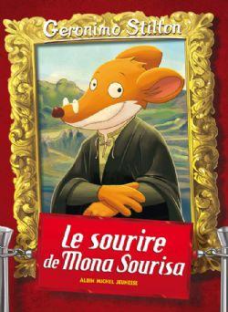 GERONIMO STILTON -  LE SOURIRE DE MONA SOURISA 1