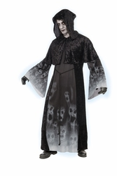 GHOST -  FORGOTTEN SOULS COSTUME (ADULT - ONE SIZE)