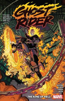 GHOST RIDER -  THE KING OF HELL TP 01