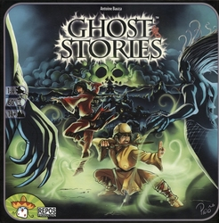 GHOST STORIES -  GHOST STORIES (ENGLISH)