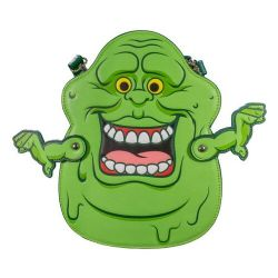 GHOSTBUSTER -  SLIMER MINI BACKPACK -  LOUNGEFLY