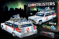 GHOSTBUSTERS -  ECTO-1 (280 PIECES)