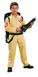 GHOSTBUSTERS -  GHOSTBUSTER COSTUME (CHILD)