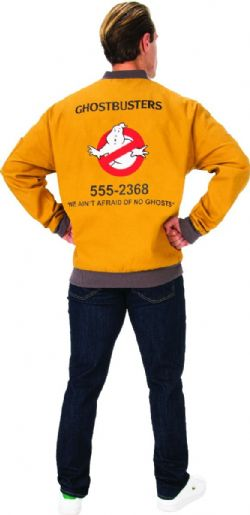 GHOSTBUSTERS -  GHOSTBUSTER JACKET (ADULT)