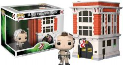 GHOSTBUSTERS -  POP! VINYL FIGURE OF DR. PETER VENKMAN WITH FIREHOUSE (4 INCH) 03