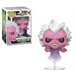 GHOSTBUSTERS -  POP! VINYL FIGURE OF SCARY LIBRARY GHOST (4 INCH) 748