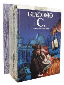 GIACOMO C -  ENSEMBLE USAGÉ, TOME 01 À 15