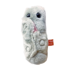 GIANTS MICROBES -  LEPROSY PLUSH WITH VELCRO FLAPS (7