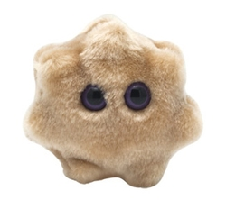 GIANTS MICROBES -  ROTAVIRUS PLUSH (4.5