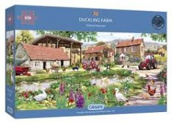 GIBSONS -  DUCKLING FARM (636 PIECES)
