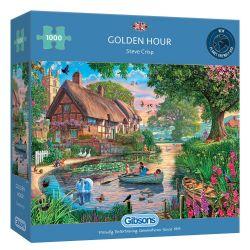 GIBSONS -  GOLDEN HOUR (1000 PIECES)